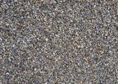 #1a Freedom Grey Gravel. Perfect stone for your landscaping needs!