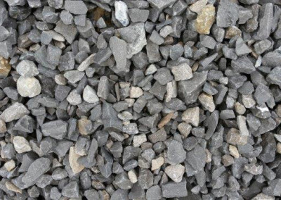 #2 Crushed Stone. Use for driveways and Construction purposes!