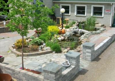 Garden Pond 2
