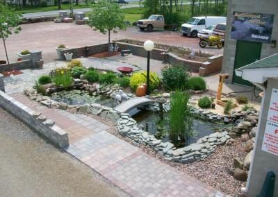Garden Pond 4