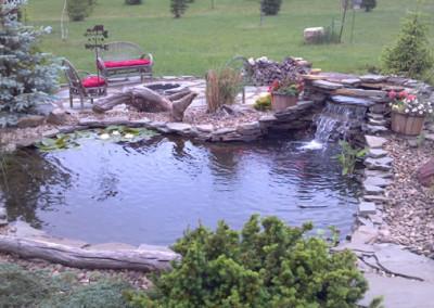 Garden Pond 7