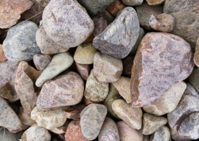 Granite Gravel Tailings. Perfect stone for your landscaping needs!
